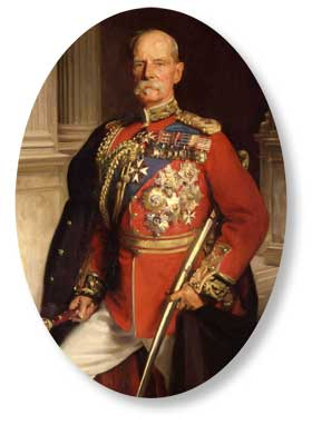 picture of first president of the pilgims lord roberts